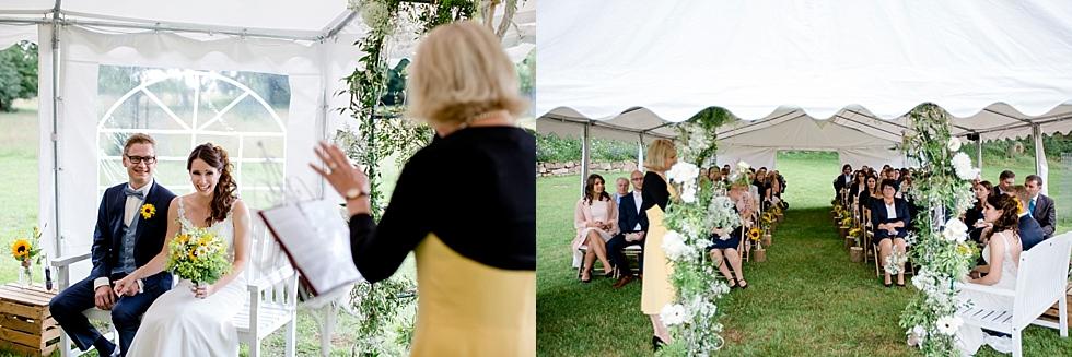 freie Trauung, Zelt, stilvolle Trauung, Heiraten im Haverbeckhof Bispingen - Jana Richter fotografie-40.jpg