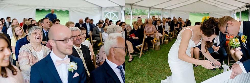 freie Trauung, Zelt, stilvolle Trauung,Heiraten im Haverbeckhof Bispingen - Jana Richter fotografie-41.jpg